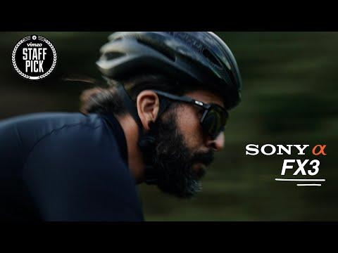 A Cinematic Cycling Film - SONY FX3 // Rapha RIDES Maui
