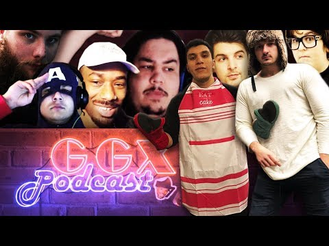 GGX Talkshow #2 (Hyphonix, Grossgore, Dankquan, Andy Milonakis, Anything4views, Erobb221 And More)
