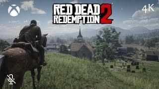Red Dead Redemption 2 Gameplay, Part 40 (4k | Xbox One X)