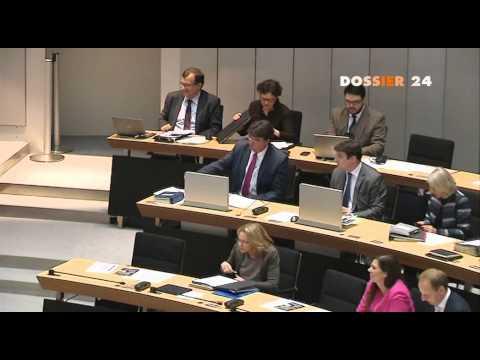 Ein Blick hinter die Kulissen des Berliner Abgeordnetenhauses (Dossier 24) - Teil 1