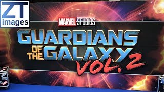 The film premiere 'Guardians of the Galaxy Vol. 2' at Eventim Apollo in London, UK.