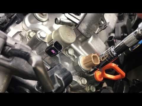 2008-2010 Honda Odyssey Front VTEC Solenoid Leak Fix DIY