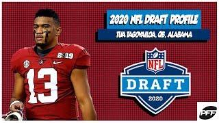 Tua Tagovailoa: 2020 NFL Draft Profile | PFF