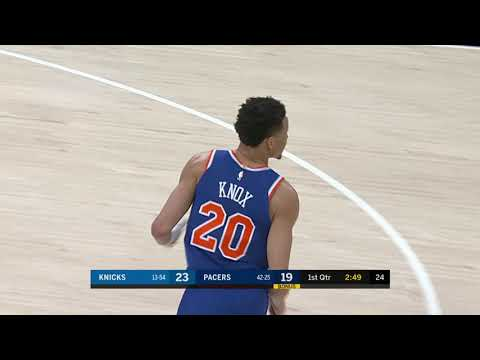New York Knicks vs Indiana Pacers | March 12, 2019