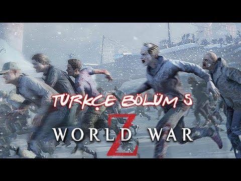 KUDÜS'E HOŞ GELDİNİZ ! | WORLD WAR Z TÜRKÇE BÖLÜM 5