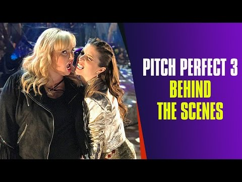 Rebel Wilson Pranks Everyone on Set - Pitch Perfect 3 Behind the Scenes