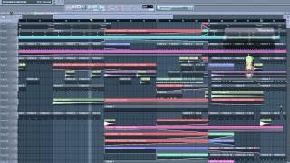 SYNAPSON - DRIVE ME THRU (Enigmatic Edit/Remake) + FLP!