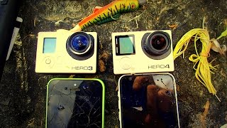 River Treasure: 2 GoPro