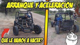 Arrancando Arenero Motor Fiat 128 - Aceleración y Mas - Radialero Team