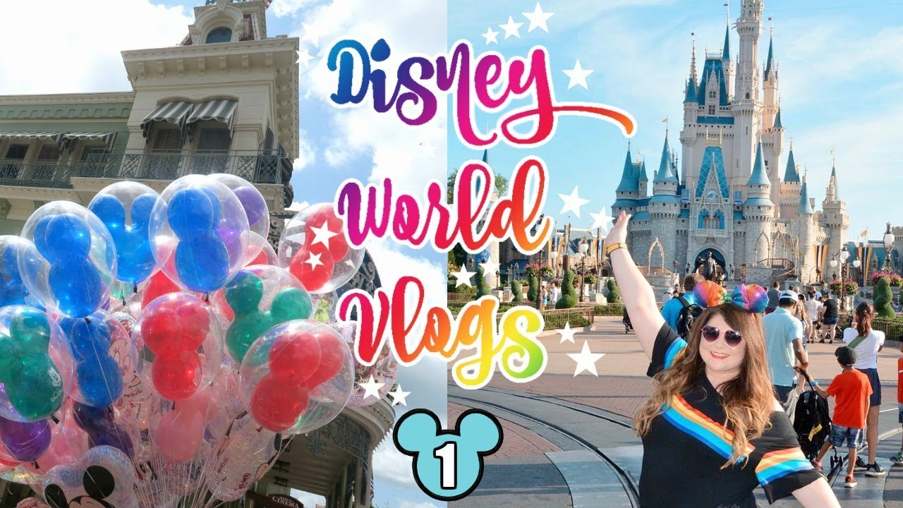 DISNEY WORLD VLOGS MAY 2019 | TRAVEL TO DISNEY AND FIRST DAY IN THE MAGIC  KINGDOM | DISNEY IN DETAIL
