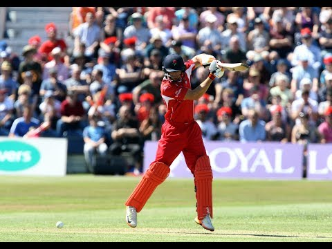 T20 Highlights - Lancashire Lightning vs Leicestershire Foxes