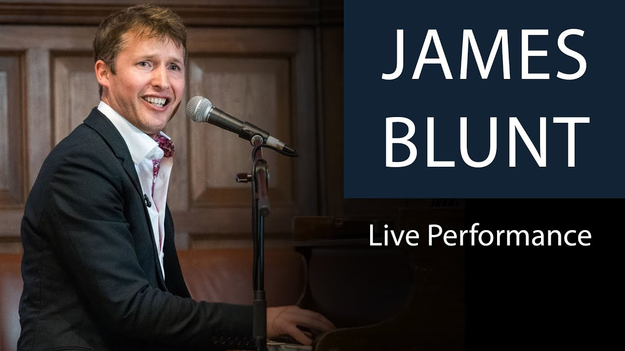 Download James Blunt | Goodbye My Lover | Live Performance at Oxford Union