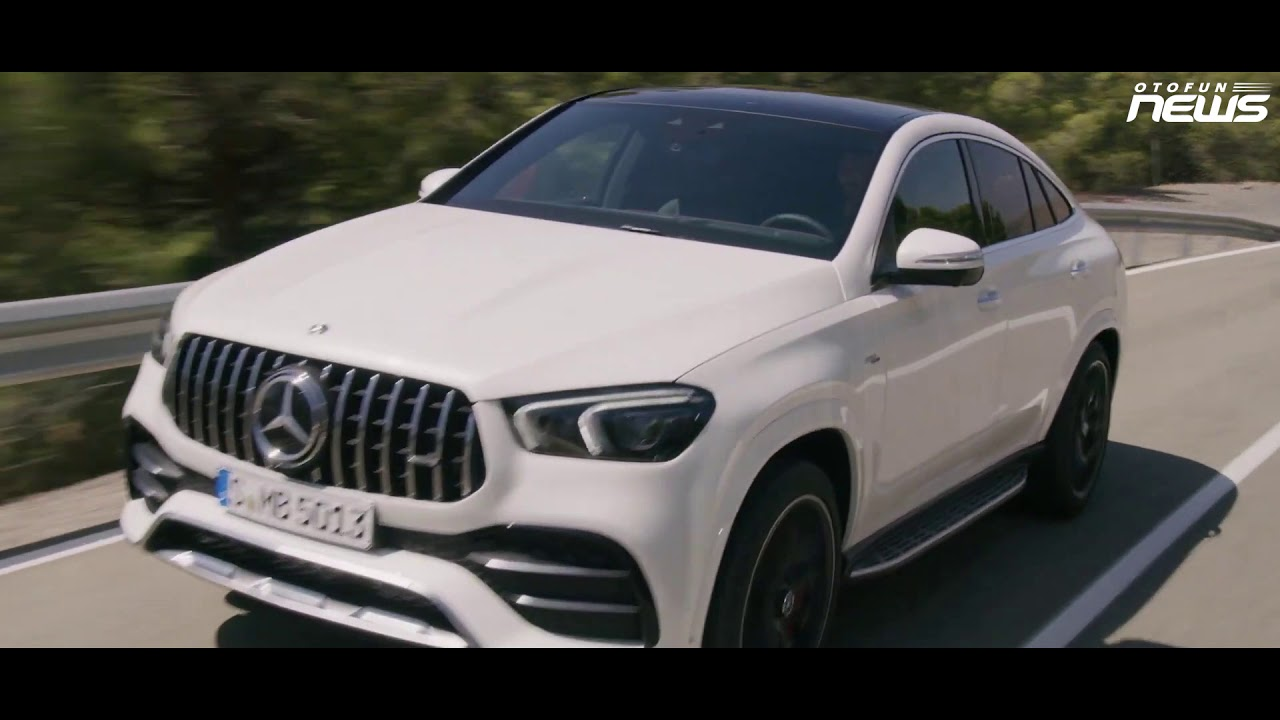 Mercedes GLE53 AMG Coupe