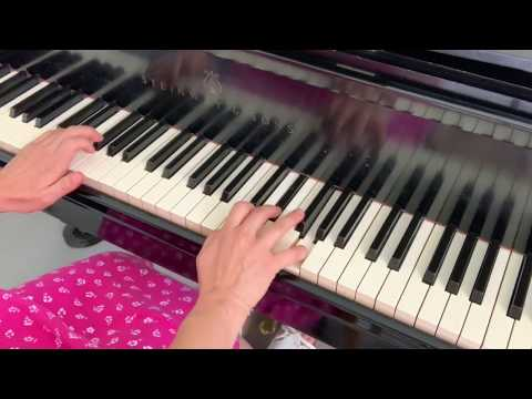 """Free Piano Lesson (57), """"The Chase"""" by Burgmüller, Michelle Lin Piano Studio Presents"""