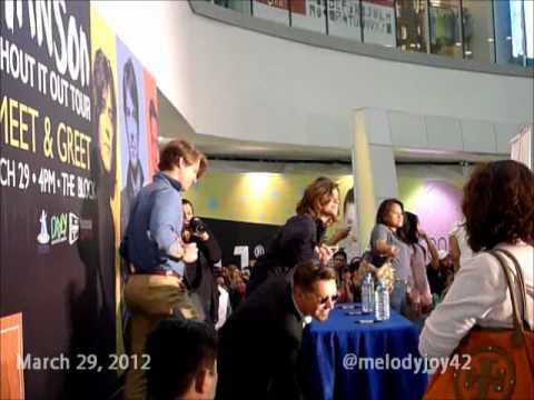 hanson meet and greet 2011