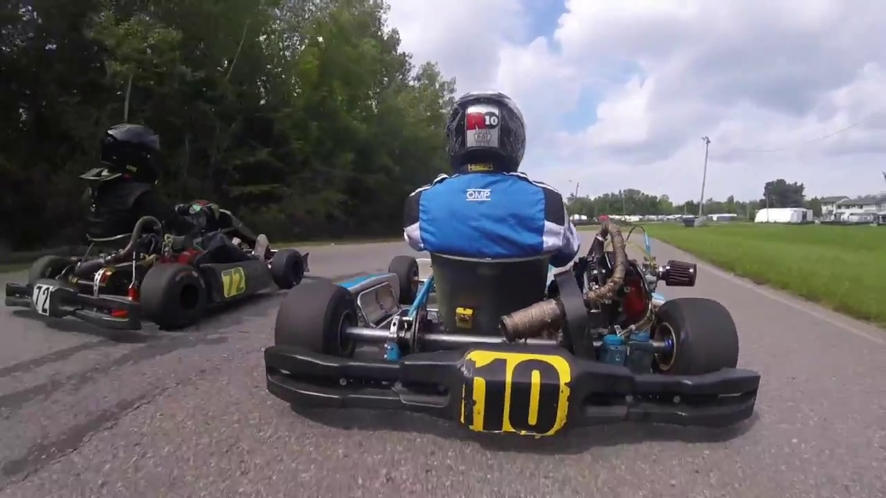 Toronto Kart Club Sutton Ontario Masters Final Youtube
