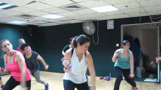 Marioneta Betto - Zumba Toning Dance Flor