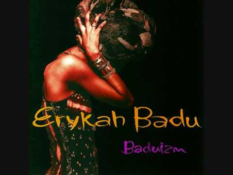 Erykah Badu On & On with Lyrics