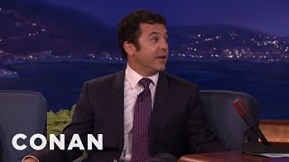 Fred Savage Is Stoked To Be A Celebrity Again  - CONAN on TBS