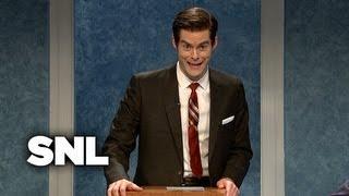 Secret Word: Astronaut - Saturday Night Live