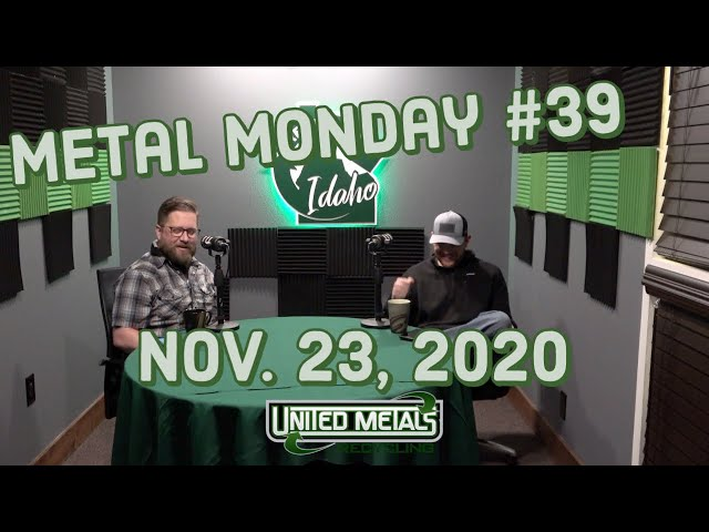 Metal Monday #39 with Nick and Brett
