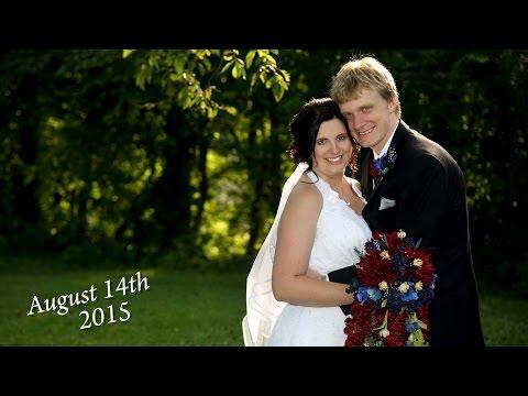 Southeast Indiana Wedding Video: Jennifer & Michael