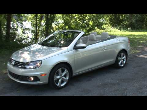 2012 Volkswagen Eos - Drive Time Review | TestDriveNow