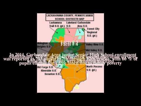 Carbondale Area Junior Senior High School Top # 7 Facts
