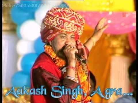 Are Dwarpalo ~ Lakhbir Singh Lakha Live In Lal Mata Mandir At Amritsar