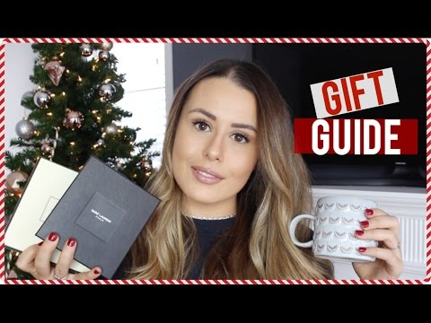 MY HOLIDAY 2016 GIFT GUIDE | LUXURY GIFTS FOR EVERY BUDGET