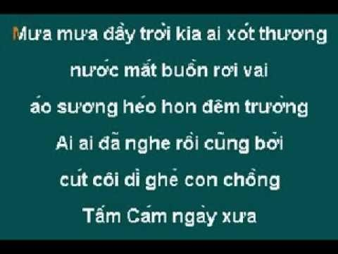 [Karaoke] Di Ghe Con Chong - Duong Ngoc Thai [SanNhac.com]