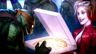 Injustice 2 - Teenage Mutant Ninja Turtles Ending  [1080P] FULL HD