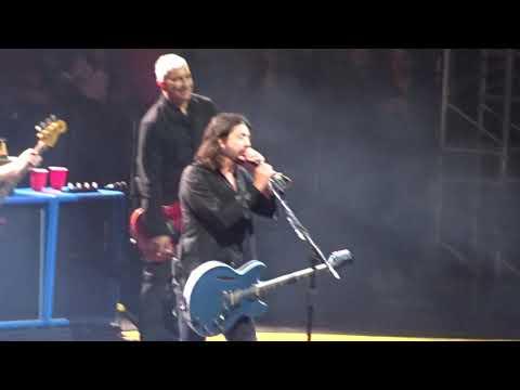 Foo Fighters Thin Lizzy Tribute Dublin 2019