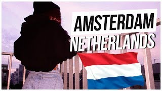АМСТЕРДАМ ВЛОГ | AMSTERDAM NETHERLANDS VLOG