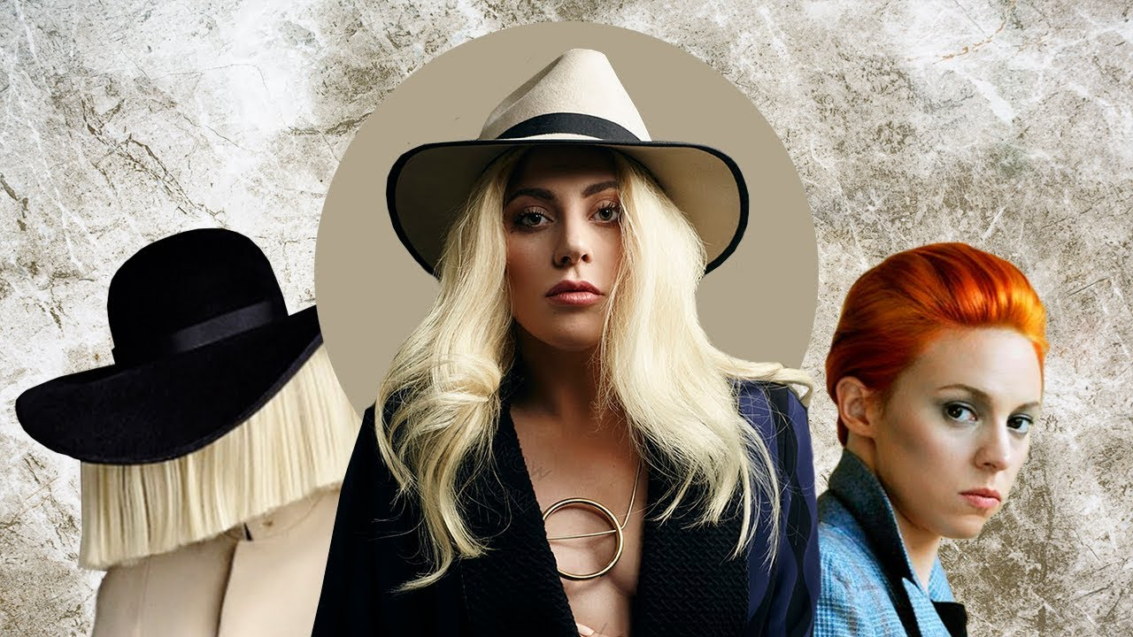Bad Romance - Bulletproof - Titanium - Lady Gaga, La Roux & David Guetta  ft  Sia | MASHUP