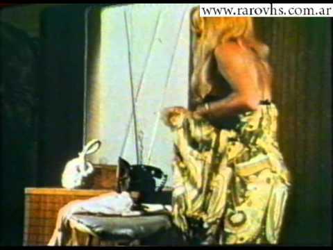 The Headless Eyes (1971) VHS Trailer Argentina