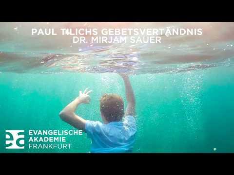 Mirjam Sauer: Paul Tillichs Gebetsverständnis