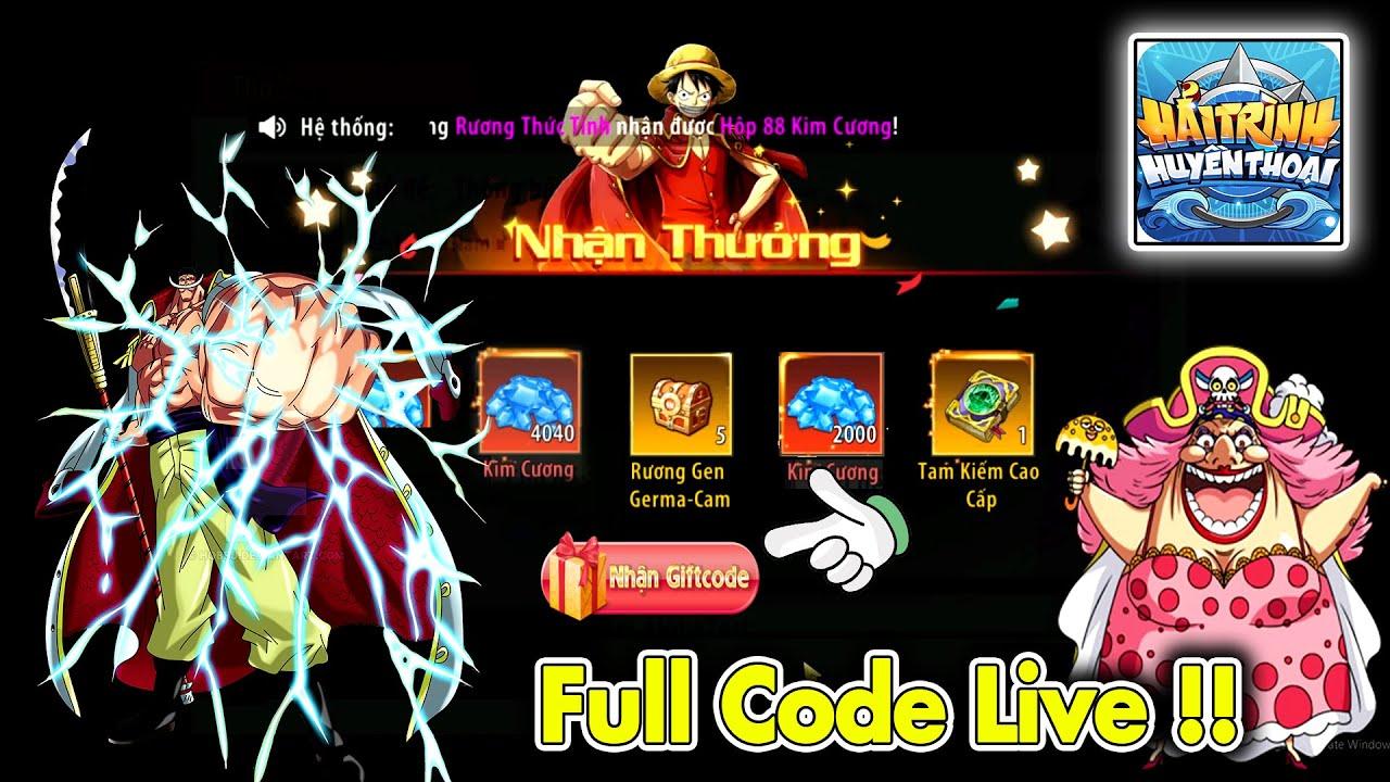 Full Code Live Hải Trình Huyền Thoại Quay X70 Ly Bia - HTHT