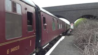 D306 at the Great Central Railway Nottingham