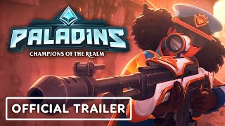 Paladins - Official Octavia Reveal Trailer