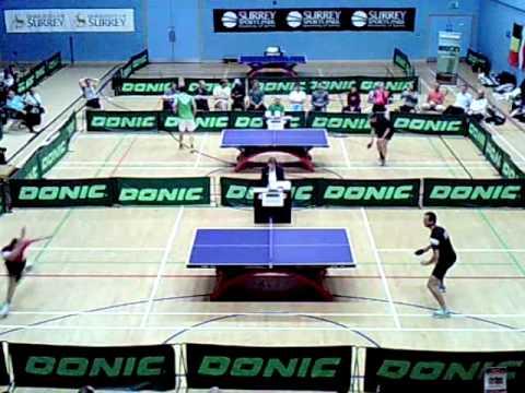 World racketlon championships 2014 final the table tennis - Table tennis world championship 2014 ...