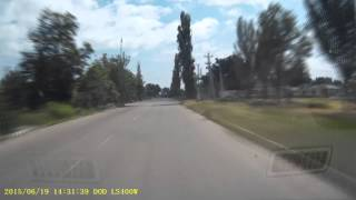Украина ,  г. Скадовск , дорога в дельфинарий. Ukraine, Skadovsk, the road to the Dolphinarium(, 2015-06-24T09:00:01.000Z)