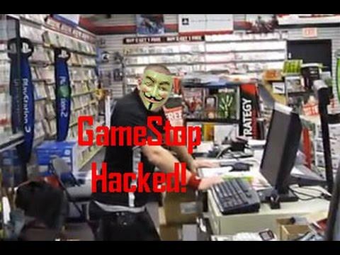 GameStop Hacked