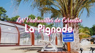 Corentin au camping La Pignade 4* à Ronce les Bains en Charente Maritime