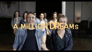 A million dreams (from The Greatest Showman) - Cover by Twin Step Performing Arts/Arts de la scène
