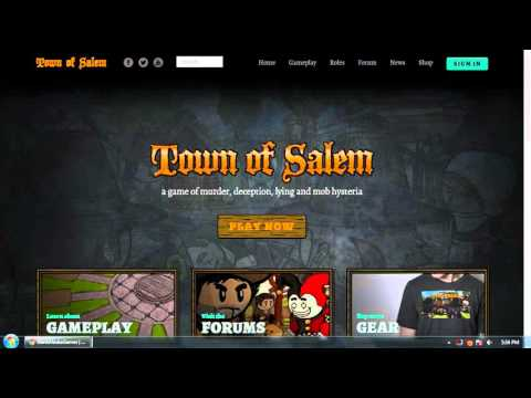 Why I Now Consider Town of Salem a Definite Lost Cause