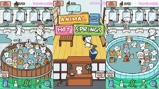 Animal Hot Springs Android Gameplay
