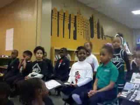 Celebrating Black History Month at KIPP Vision Primary