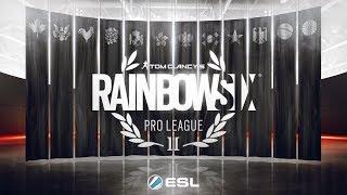 [R6] PRO LEAGUE - Season 3 - PC LATAM - Black Dragons vs BRK e Merciless Gaming vs Pain Gaming