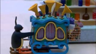 Pingu - Pingu en het draaiorgel